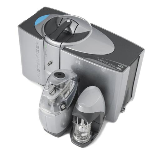 Analizator wielkości cząstek Mastersizer 3000 z 2 przystawkami