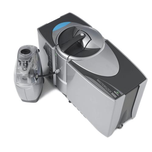 Analizator wielkości cząstek Mastersizer 3000 z Aero S