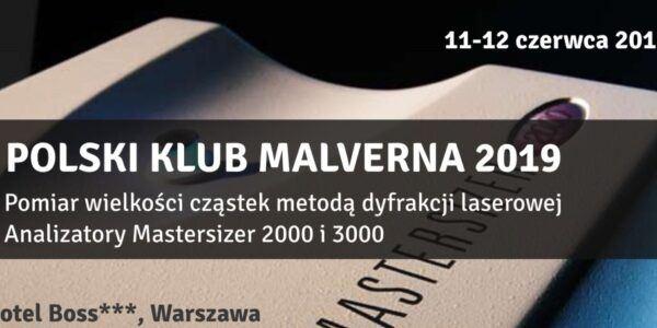 Zaproszenie na szkolenie Klub malverna