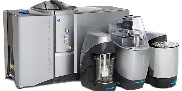 analizator wielkości cząstek Mastersizer-3000