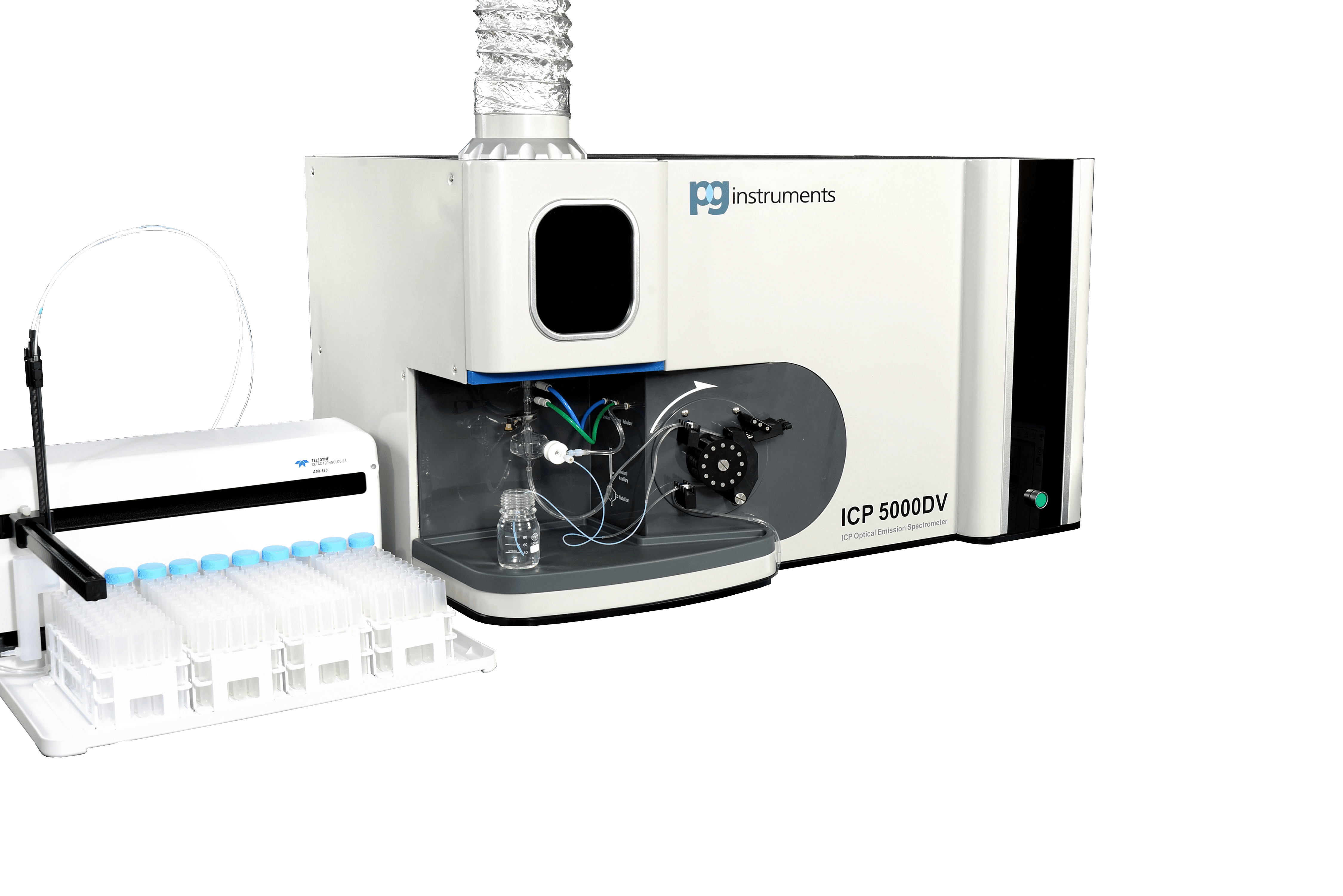 Spektrometr rownoczesny