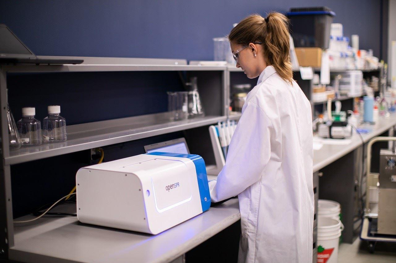 openSPR lab