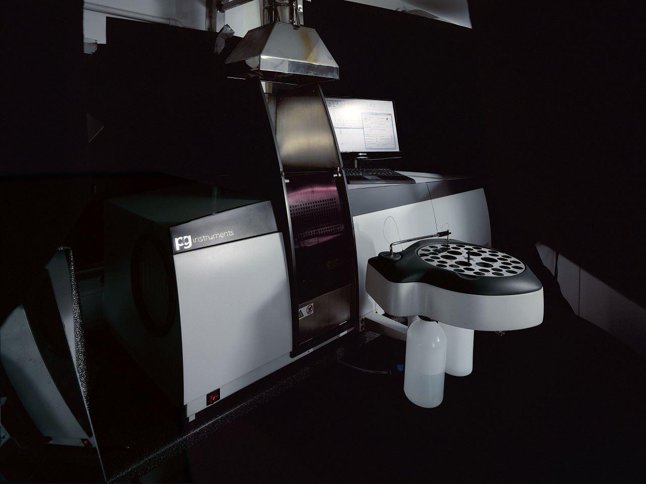 spektrometr asa